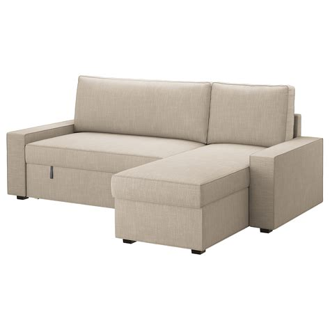 ikea sofa with chaise vilasund cover sofa bed with chaise longue hillared beige