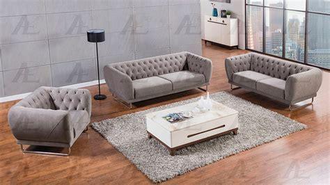 grey microfiber sofa set gray microfiber sofa set ae368 fabric sofas