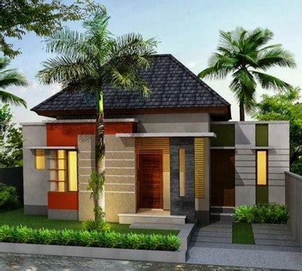 gambar desain rumah sederhana impian keluarga rumah