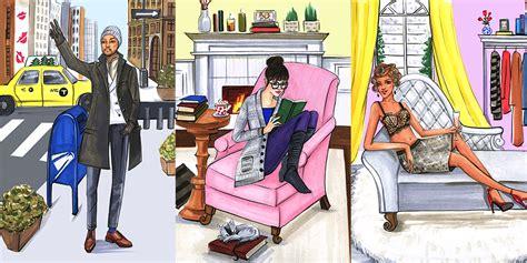 fashion illustration classes nyc fashion and illustrator rongrong devoe freelance