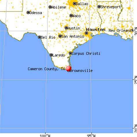 cameron county texas map cameron county photos