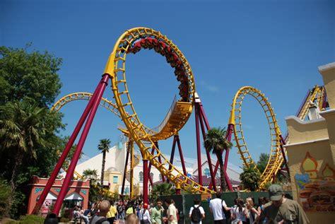 theme park belgium walibi belgium cobra