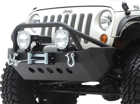 Xrc Jeep Bumpers July Promo Smittybilt 100 Select Bumper Winch