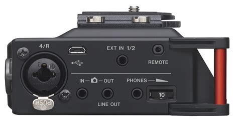 Tascam Dr 70d Professional Field Recorder tascam releases dr 70d field recorder for dslr filmmakers on a budget 4k shooters