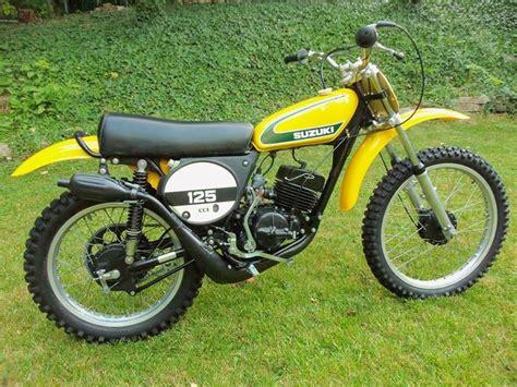 Suzuki Tm 125 For Sale 17 Migliori Immagini Su Vintage Motocross Bikes Su
