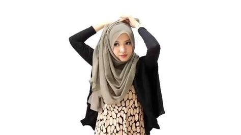 tutorial hijab simple untuk acara kondangan tutorial hijab simple untuk acara formal youtube