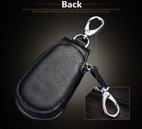 Dompet Kulit Gantungan Kunci Mobil Ysb 010 Black dompet kulit gantungan kunci mobil ysb 010 black