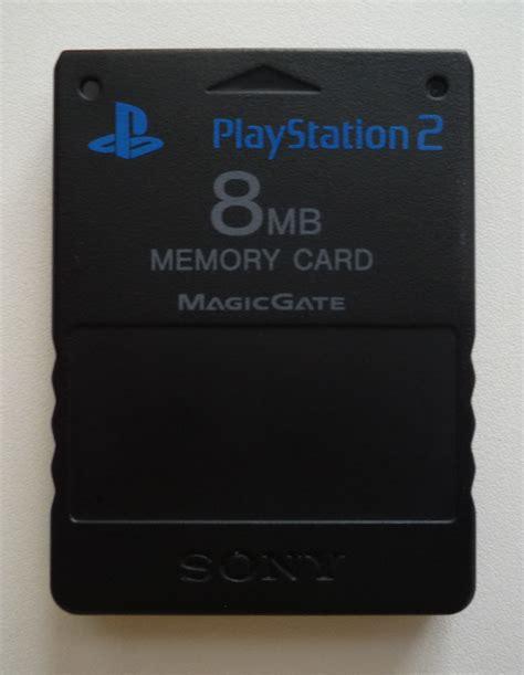 Card Reader Memory Ps2 file ps2 memory card jpg wikimedia commons