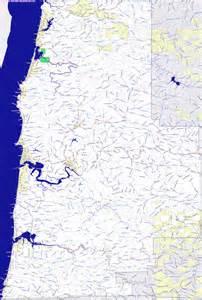 lincoln county oregon map bridgehunter lincoln county oregon