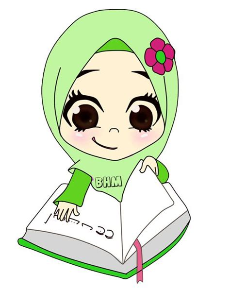 Prenada Media Al Quran Perempuan 58 best images about doodle muslimah on chibi