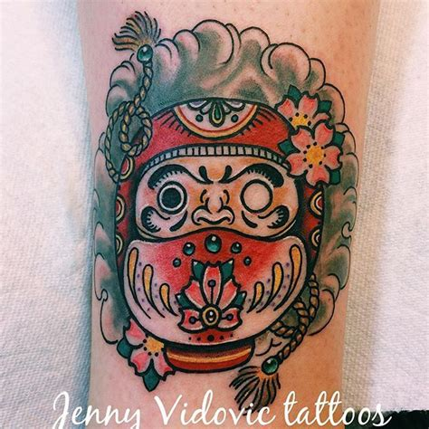 panda funk tattoo 17 best images about daruma ink on pinterest cherry