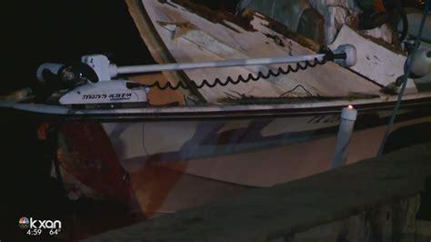 boat crash lake austin man loses leg arm in boat crash on lake austin near the