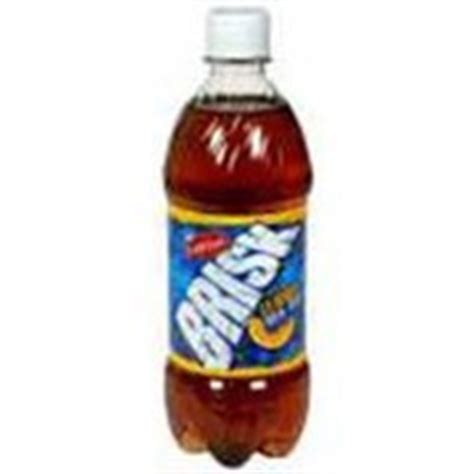 Drink Of The Month Alabama Iced Tea Ni by Lipton Brisk Iced Tea Lemon Calories Nutrition Analysis