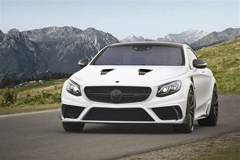 mansory cars mansory s class coupe platinum edition is an 840 ps one