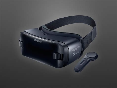 Samsung Vr Oculus mediakwest samsung introduces new gear vr with controller powered by oculus