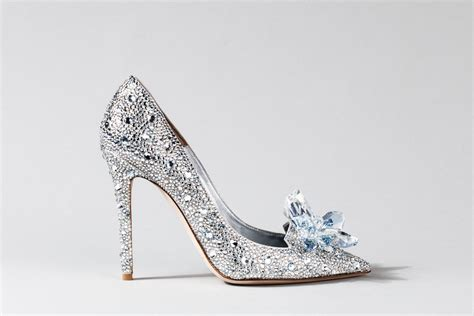 real glass slippers for sale designer cinderella shoes revealed at berlin festival