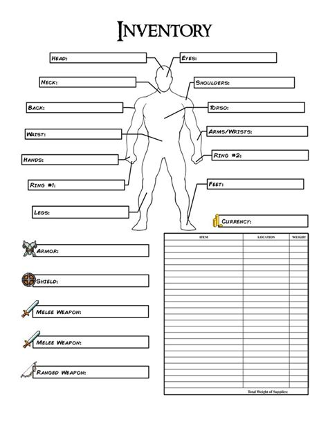 best 25 dnd character sheet ideas on pinterest creative