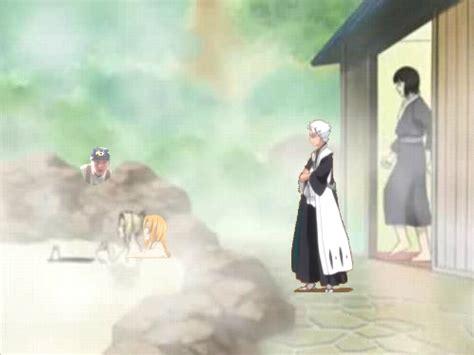 naruto hot springs deviantart tsunade and rangiku in the hot springs by