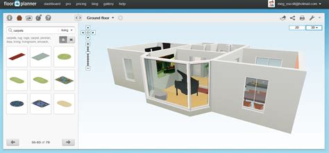 create a 3d floor plan for free free floor plan software floorplanner review