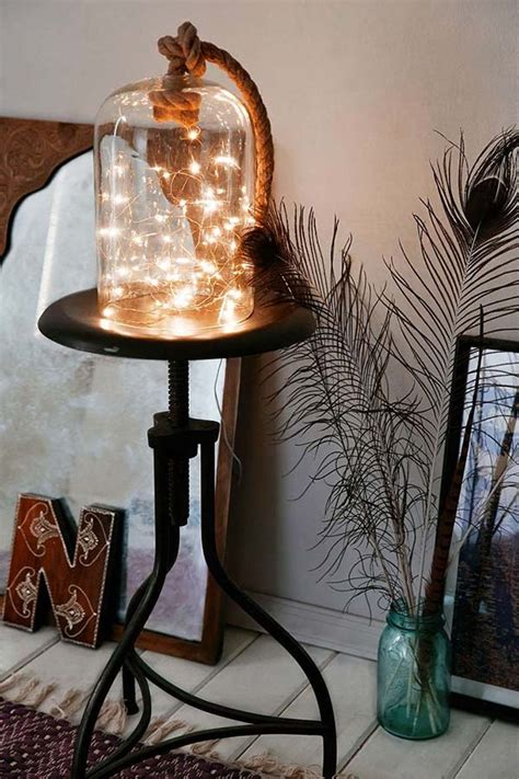 Home Made Decor by Top 14 Homemade Decor Ideas With String Light Easy Diy