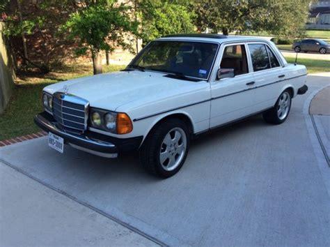 Mercedes Diesel Cars For Sale by 1982 Mercedes 240 Diesel For Sale Mercedes 200