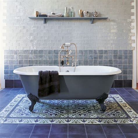 Patterned Bathroom Floor Tiles Uk by Patterned Tiles 4homes