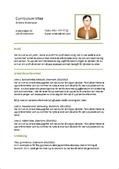 most widely accepted resume format what cv format is widely used and accepted in sweden and