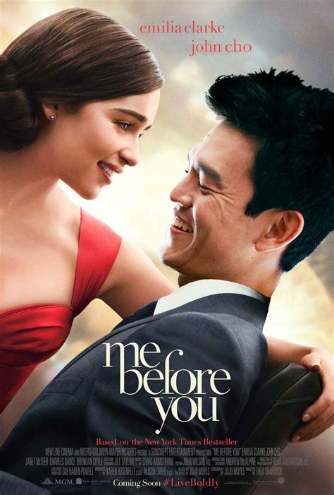 film romance seperti me before you starringjohncho is a thing
