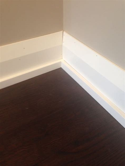 1 Inch Lumber For Floor And Wall Trim by 8 Inch Baseboard Trim Shapeyourminds