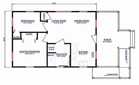 48 images of wheelchair accessible house plans for house