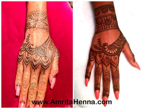 famous henna tattoo artist best henna design inspired by rihanna tribal