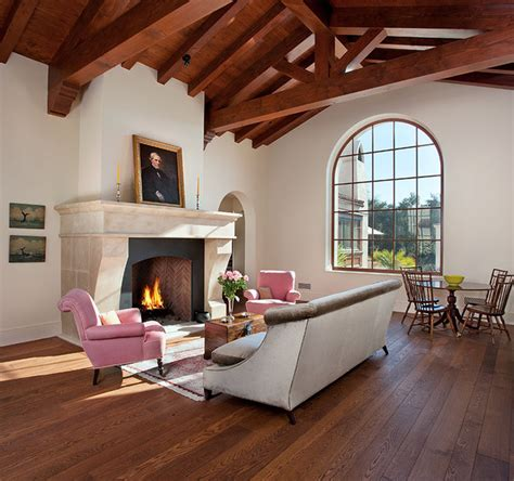 home decor santa barbara ranch style custom home mediterranean living room santa barbara by allen