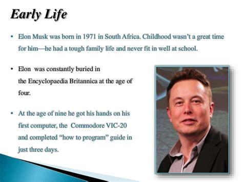 elon musk biography video biography of quot elon musk quot