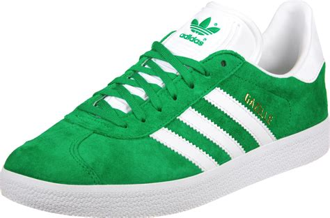 green adidas shoes adidas gazelle shoes green white