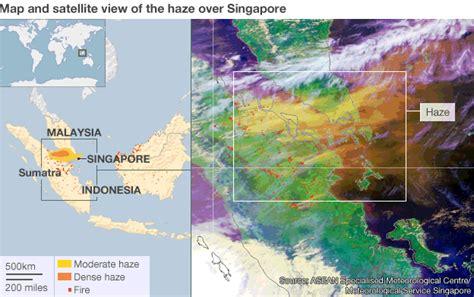 singapore map satellite view singapore psi hits 400 as chokes singapore
