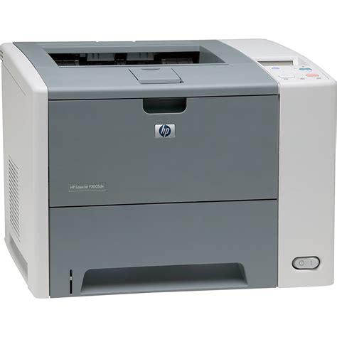 Printer Hp Laserjet P3005dn hp laserjet p3005dn printer q7815a b h photo