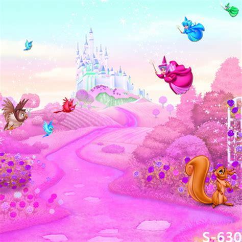 1727 Kid Mermaid Merah popular pink animated background buy cheap pink animated background lots from china pink