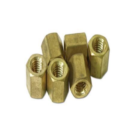 Brass Manifold Set 68 79 exhaust manifold brass nut set 6 pc