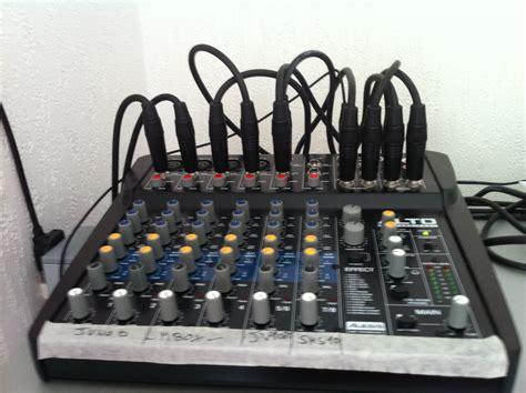 Mixer Alto Zmx 862 alto professional zmx122fx image 714991 audiofanzine