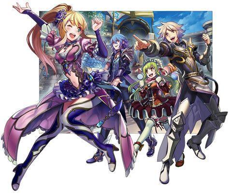 Korean Artwork by Steam Community Group Announcements Aura Kingdom