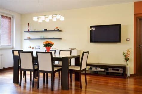 Tv In Dining Room | tv in the dining room survey shows surprising decorating trends from the grapevine