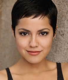 is pixie cut hair ok for cheeks 10 new pixie hairstyles for round faces short hairstyles