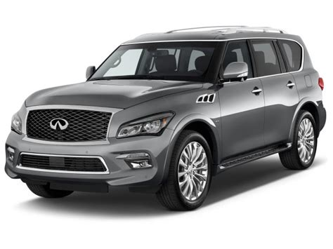 infiniti car qx80 2016 infiniti qx80 review ratings specs prices and