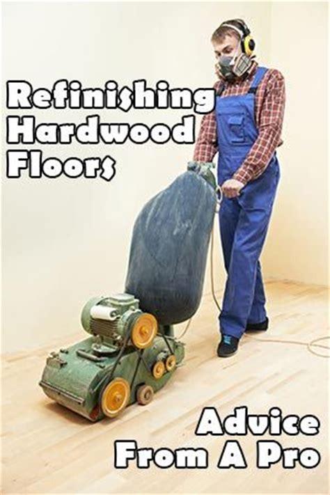 1000 ideas about floor refinishing on