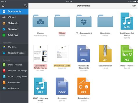 Document Open App 10 things you can do with documents app for iphone