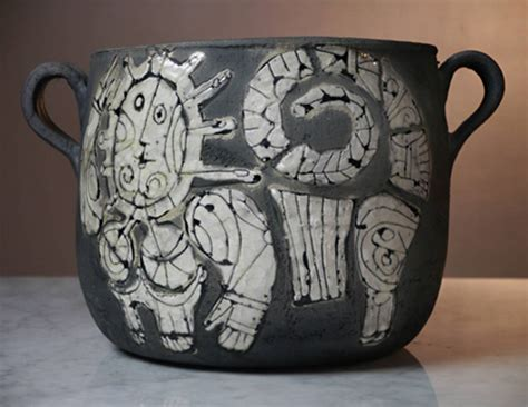 Vans Madero Motif creative archives ceramics and pottery arts and resources