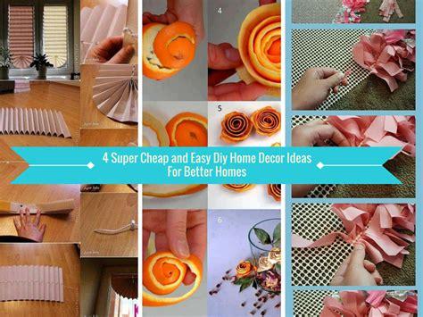 easy cheap diy home decor cheap easy home decor crafts