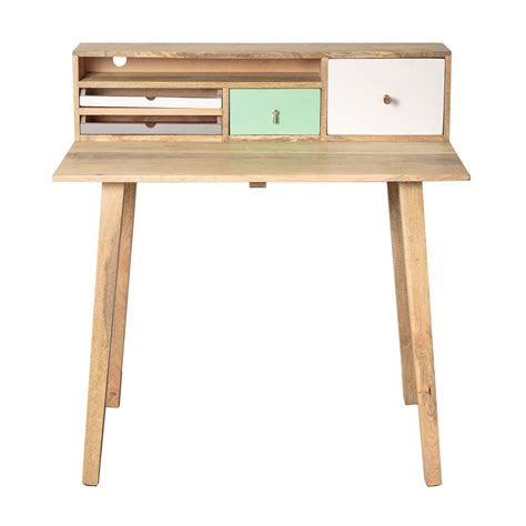 bertie wooden desk boys club oliver bonas
