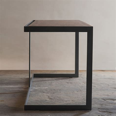 Etsy Desk by Items Similar To Suspended Wood And Metal Desk Modern