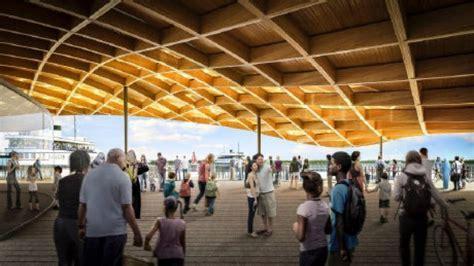 design contest toronto jack layton ferry terminal design winner announced